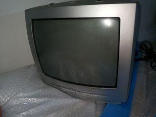 Televisor pequeño Philips sin TDT