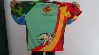 Camiseta 101 km ronda