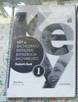key to bachillerato 1
