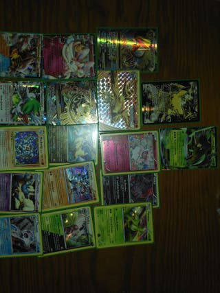 cartas pokemon shaymin ex