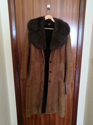 abrigo mujer vintaje