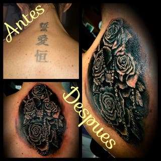 Tatuajes art KHENDRA TATTOOS