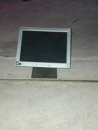pantalla de ordenador tactil