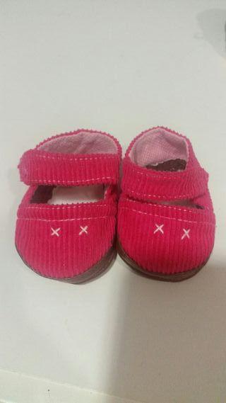 Zapatos nenuca niña