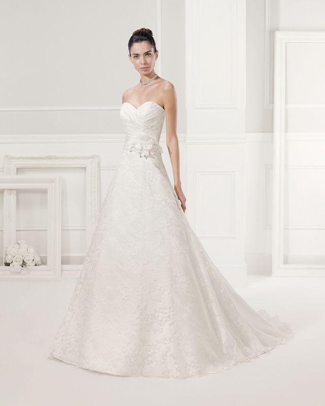 vestido novia modelo frescura alma novias de segunda mano por 300