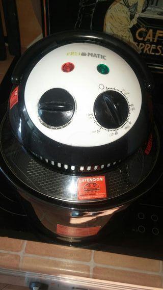 freidora horno sin aceite