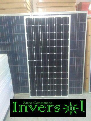 panel solar 200w 72c