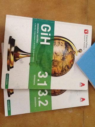 Libro sociales 3eso