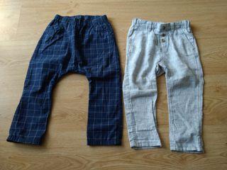 pantalones niño 18 meses