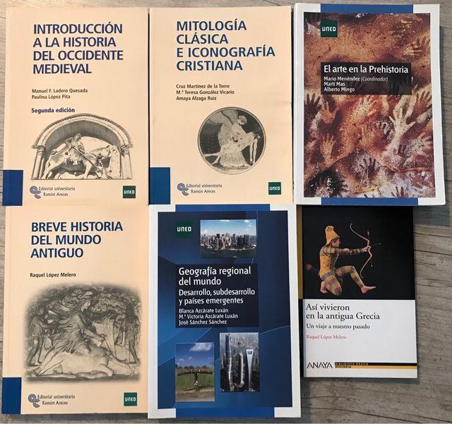 Libros UNED Historia del arte
