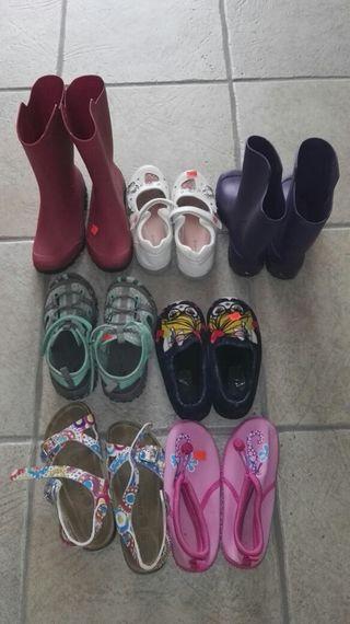 Zapatos numero 29