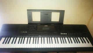 teclado portátil Yamaha