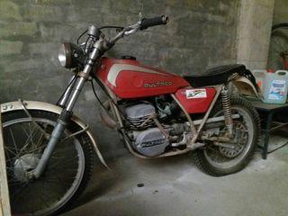bultaco sherpa 74cc año 77