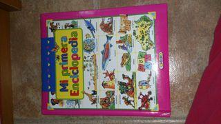 Libro escolar Mi primera enciclopedia