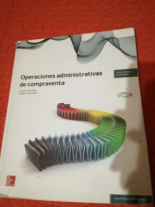 libro de compraventa de administrativo grado medio