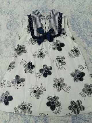 Ropa niña vestido Miranda talla 5