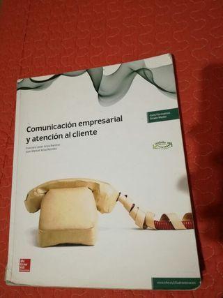 libro de comunicacion grado medio de administrativ