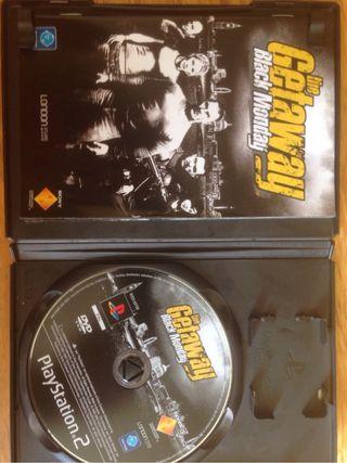 Getaway PS2