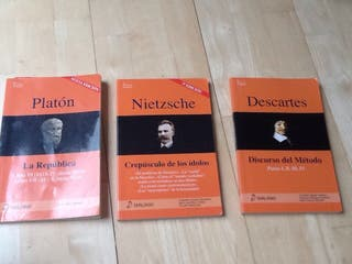 Libros filosofia