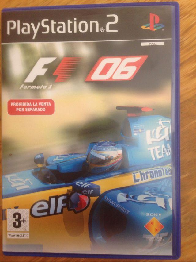 F1 06 PS2