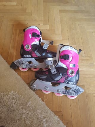 Patines linea luces Oxelo