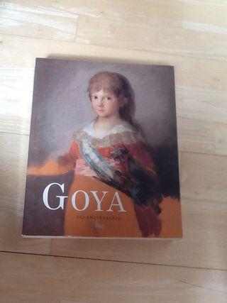 Libro Goya NUEVOA. ESTRENAR