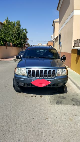 Jeep Grand Cherokee 2001 limited