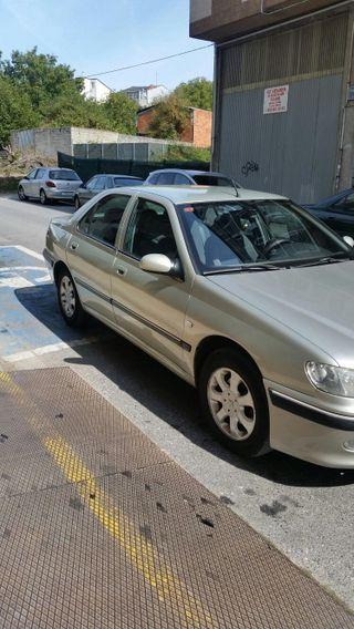 Peugeot 406 HDI 110 cv STDT 1999. lugo