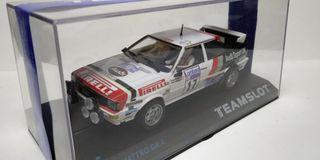 Audi Quatro Pirelli Teamslot, ninco, Scalextric