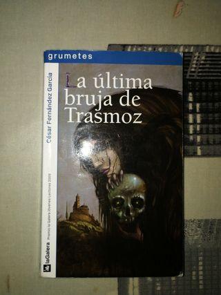 LIBRO La última bruja de Trasmoz