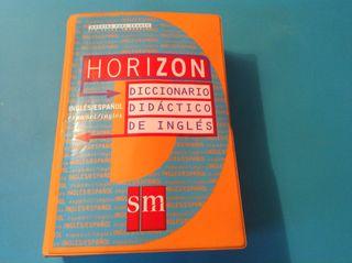 Diccionario didactico de ingles HORIZON