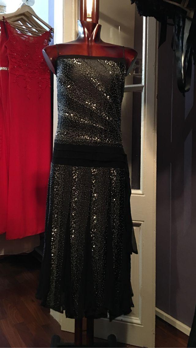 Vestido de fiesta alquiler