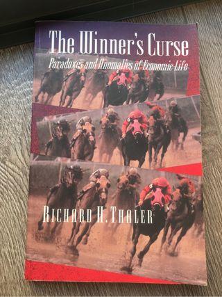 Winners curse. Richard Thaler
