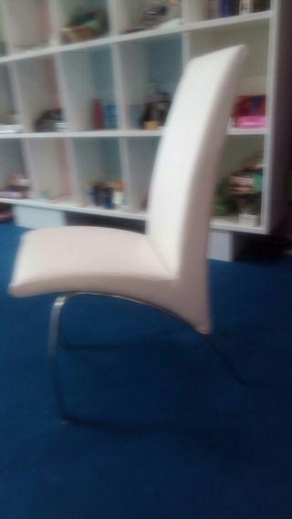 cuatro sillas diseño