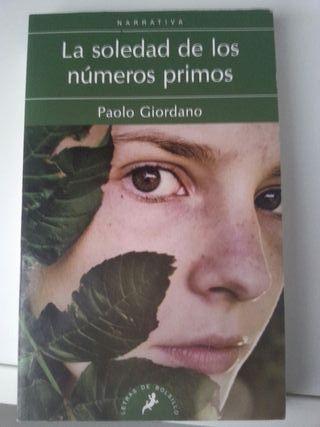 La soledad de los números primos (libro)