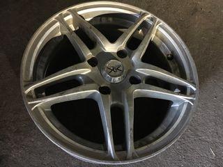 Llantas aluminio 4x100 r15