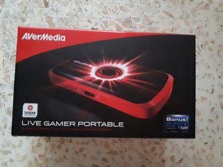 Capturadora AVerMedia , Live Gamer Portable