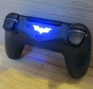 Adesivo batman LED PS4