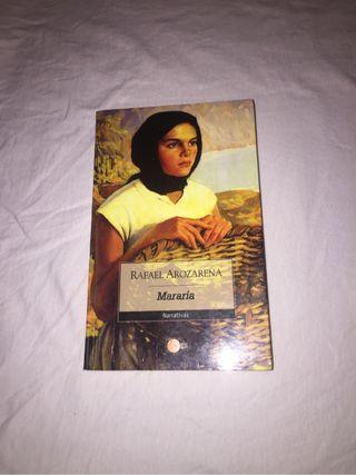 Libro mararía