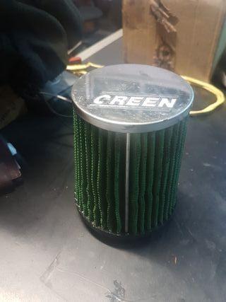 filtro aire green