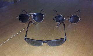 vendo o cambio mis tres gafas