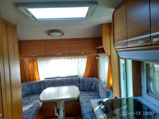 caravana wilk/knaus 490TK 2006