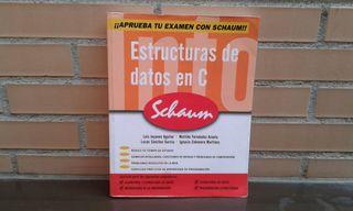 Estructuras de datos en C (Ejercicios) - Schaum