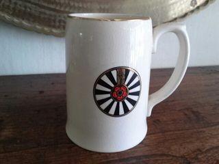 Jarra de cerveza cerámica inglesa
