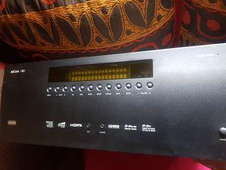 Receptor av 7.1 ARCAM AVR400 completamente nuevo