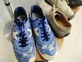 Munich y Geox zapatos y playeros hombre