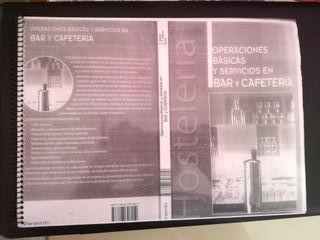 Libro Servios Bar y Cafetería