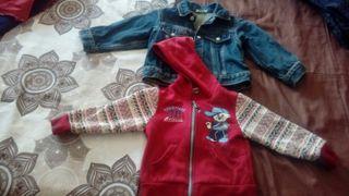 chaquetas de niño