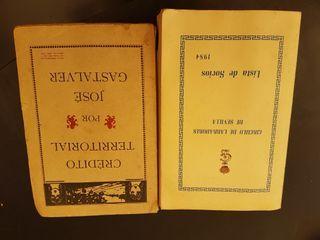libros antiguos con mas de 100 años