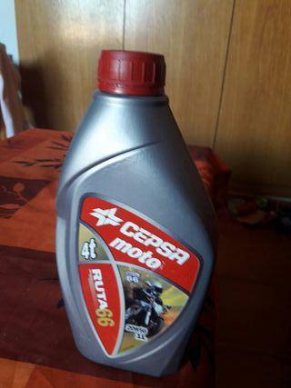 Aceite Cepsa Moto Ruta 66
